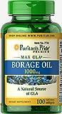 Puritan's Pride Borage Oil 1000 mg-100 Softgels Review