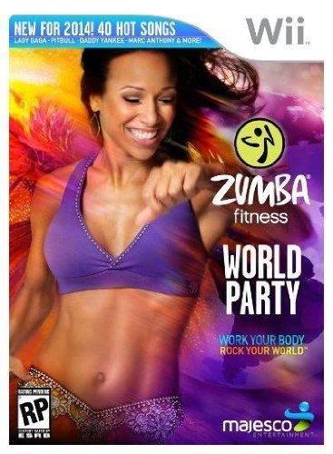 WII ZUMBA FITNESS WORLD PARTY (Zumba World Party)