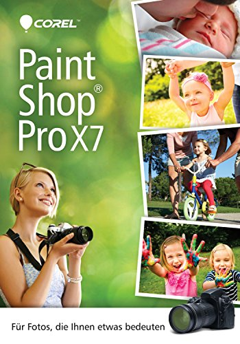 Corel PaintShop Pro X7 [Download]