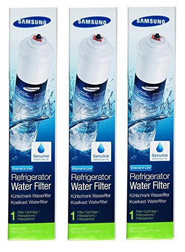 Samsung DA29-10105J Comparable Inline Water Filter 3 Pack