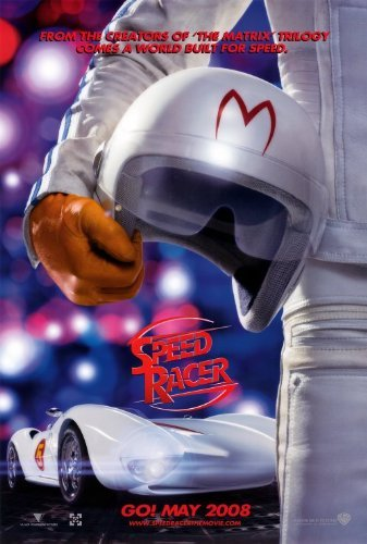 (Speed Racer POSTER Movie (27 x 40 Inches - 69cm x 102cm) (2008))