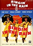 Singin' in the Rain Deluxe 50th Anniversary Edition: Piano/Vocal/Chords (2007-04-01)