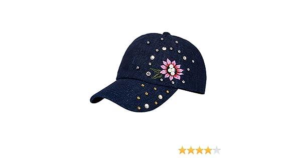 HKFV - Fantástica gorra de béisbol para mujer dc603471c1f