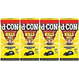 D-Con Ultra Set Covered Snap Trap 1 Ct. (Pack of 4)