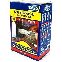 Ceys CEY400502505 - Cemento impermeable (1,5 kg)