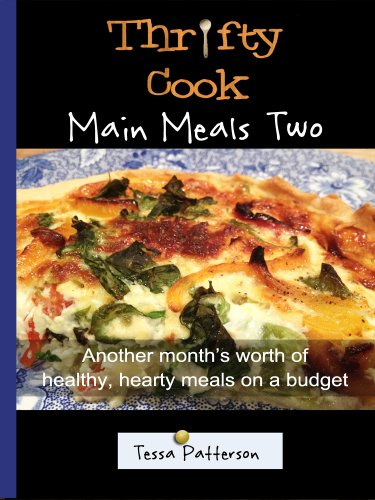 Amazon Com Thrifty Cook Main Meals Two Another Month S Worth Of