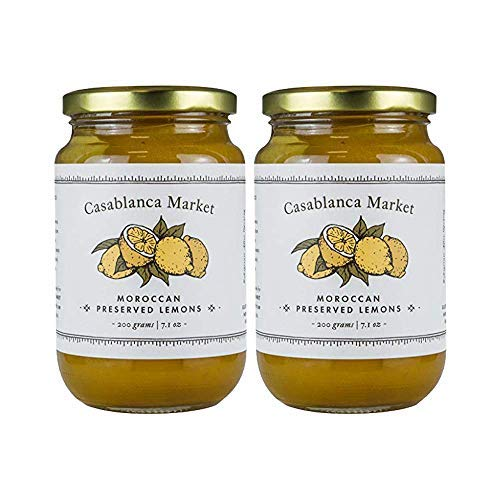- Casablanca Market Preserved Lemons, 26 Oz (Pack of 2)
