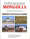 Information Mongolia, Academy of Sciences Mpr, 0080361935