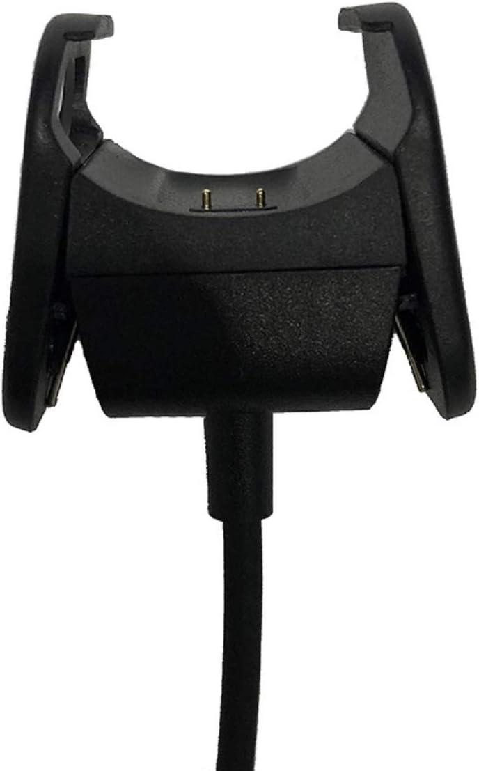GEEMEE para Fitbit Charge 4 Cargador Cable De Carga,Adaptador De Cargador L/ínea De Carga Magn/ética Absorbente Material De Alambre Fijo para Fitbit Charge 4