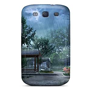 Durable Case For The Galaxy S3- Eco-friendly Retail Packaging(japan Digital Nature)