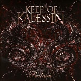 Keep Of Kalessin: Reclaim (Re-Release Incl.3 Bonus Tracks) (Audio CD)