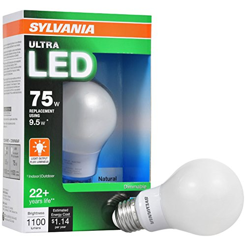 Sylvania Equivalent Dimmable Daylight Fixture