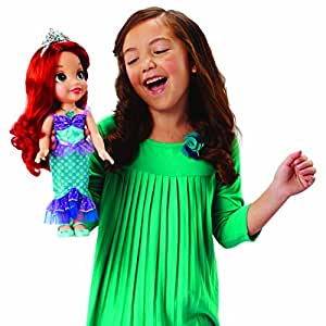 Amazon Com Disney Princess Ariel Doll The Little Mermaid