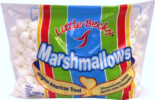 Little Becky Marshmallows Mini, 2er Pack (2 x 280 g)