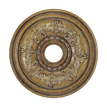 Livex Lighting 8200-57 Ceiling Medallion, Venetian Patina by Livex Lighting