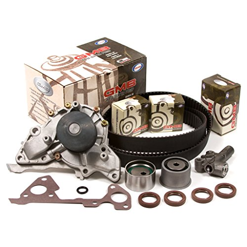 Belt Hydraulic - Fits 03-06 Kia Sorento 3.5 DOHC 24V G6CU Timing Belt Kit w/ Hydraulic Tensioner GMB Water Pump