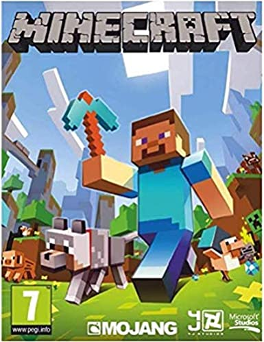 Minecraft Java Edition Pc Digital Download Code Only No Cd Dvd Amazon In Video Games
