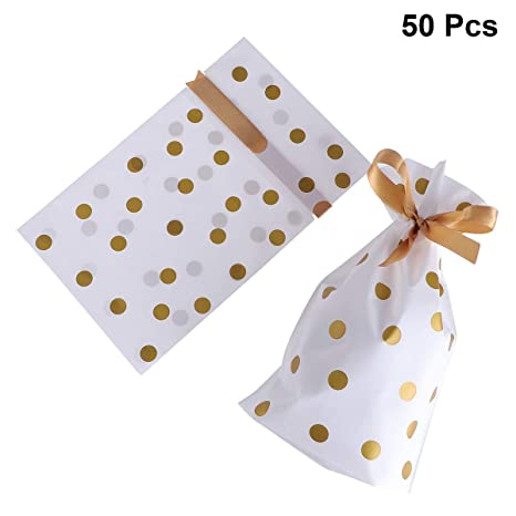 BESTONZON 50 bolsas para galletas, bolsas de celofán planas ...