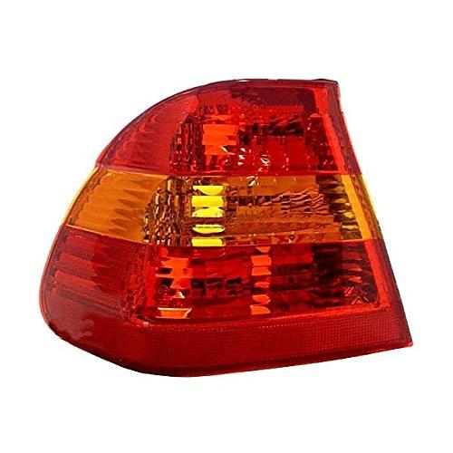 02 Tail Light Lamp Sedan - 8