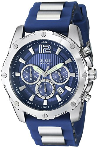 GUESS U0167G3 Chronograph Sport Watch