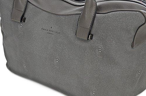 Paul's Boutique , Sac à main pour femme gris gris