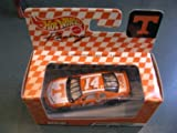University of Tennessee 1998 National Champion Commemoration On Hood of Car Sterling Marlin #14 Monte Carlo University of Tennessee Colors 1/64 Scale Diecast Hotwheels Hot Wheels Edition