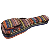 MUSIC FIRST Country Style Series Ukulele Soft Cases