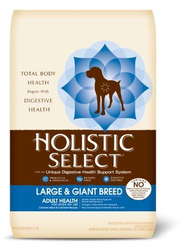 Holistic Select Natural Chicken 30 Pound