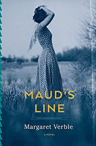 book cover of Maud\'s Line
