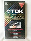 vhs head cleaning tape - TDK VHS