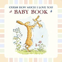 A baby book inspired by one of the best-loved children's books ever. Guess how much it will be treasured when baby grows up!Set against beautiful illustrations fromGuess How Much I Love You, here is a truly endearing keepsake that invites pa...