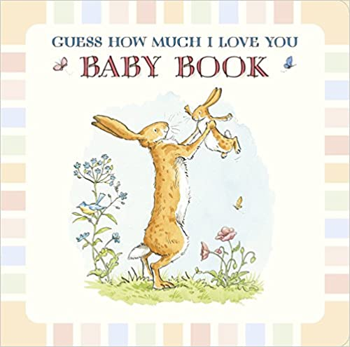 Baby Book Guess How Much I Love You