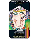 Prismacolor Premier Colored Pencils, Soft Core, 24-Count