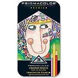 Prismacolor Premier Soft Core Colored Pencils, Assorted Colors, Set of 24