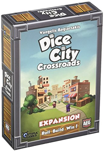 AEG Dice City Crossroads Game by AEG