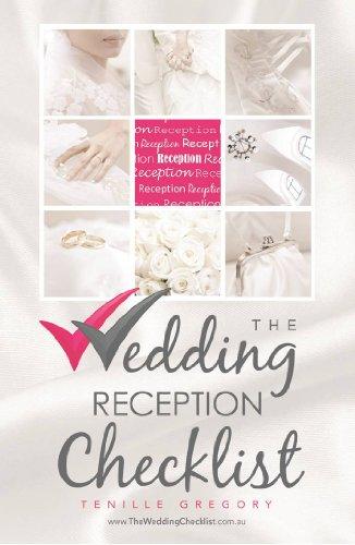 The Wedding Reception Checklist (The Wedding Planning Checklist ...