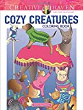 Creative Haven Cozy Creatures Coloring Book (Adult Coloring)