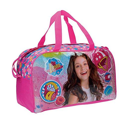 Disney Ich bin Luna Reisetasche, 45 cm, 23.4 Liter, Rosa