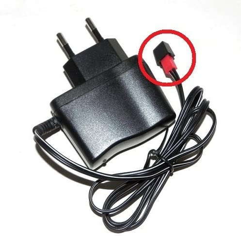 YUNIQUE USA 1 Piece Charger for Battery RC 3.7V with Cable JST EU Connector