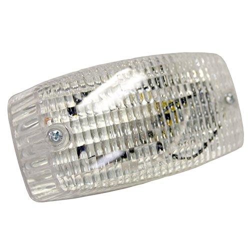 Blazer International Trailer & Towing Accessories Blazer B450C Push Button Interior Lamp - Clear