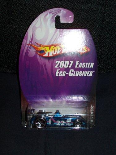 Mattel Hot Wheels 2007 Easter Egg-clusives Tor-speedo