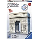 Ravensburger Italy 12514 2 - Puzzle 3D Arco di Trionfo