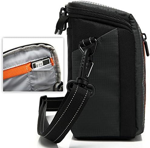WiFi EK-GC110 Sony A6000 Olymp First2savvv BDV2501 negro calidad de lujo bolsa impermeable de C/ámara acolchada bolsa de la c/ámara SLR DSLR caso de la protecci/ón Funda de para Olympus STYLUS 1 FUJIFILM X-E2 SAMSUNG Galaxy Camera