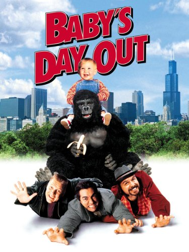 DVD : Baby's Day Out