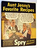 img - for Aunt Jenny's Favorite Recipes book / textbook / text book