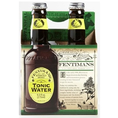 Fentimans Tonic Water 18x 4Pack by FENTIMANS
