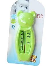 Baby Sensor Water Thermometer Cartoon Bear Shape Bathtub Water Tester for Infant Newborn Random Color