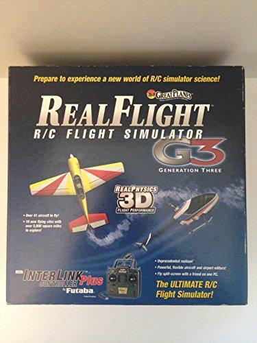 Realflight G3 Planes (Realflight G3 R/C Flight Simulator by GreatPlanes)