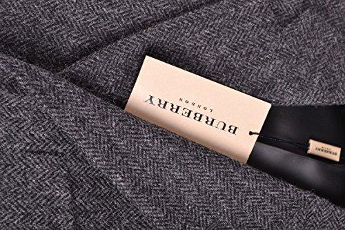 Burberry Blazer Uomo MCBI056047O Lana Grigio