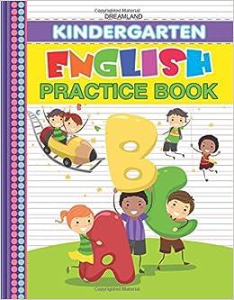 Buy Kindergarten English Practice Book Book Online at Low